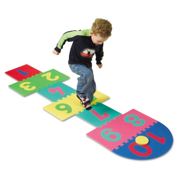 ChenilleKraft Wonderfoam Hop Scotch Jigsaw Puzzle