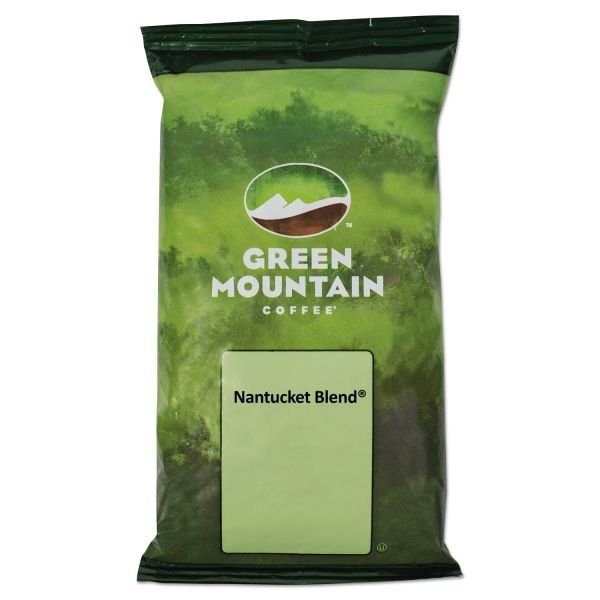 Green Mountain Coffee Nantucket Blend, 2.2 oz Pack, 50 Packs/Case