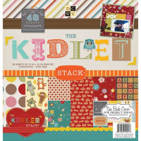 The Kidlet Cardstock Stack