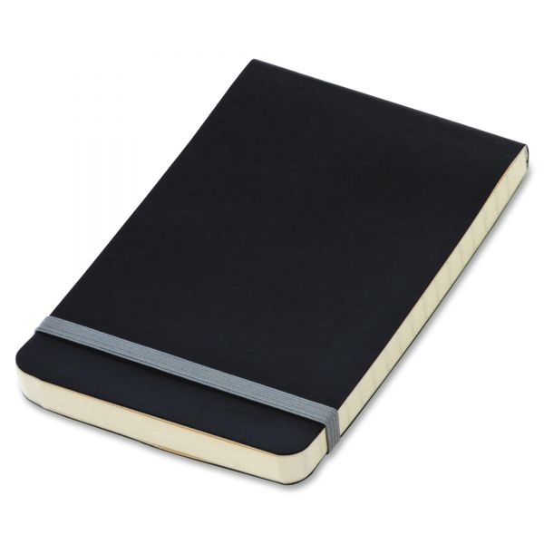 TOPS Idea Collective Journal, Soft Cover, Top Bound, 3 1/2 x 5 1/2, Black, 96 Sheets