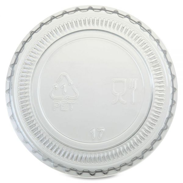 Genuine Joe Portion Cup Lids