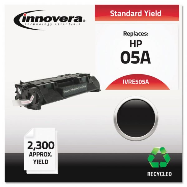 Innovera Remanufactured HP 05A Black Toner Cartridge