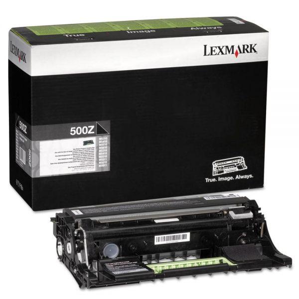 Lexmark 50F0Z00 Drum, Black
