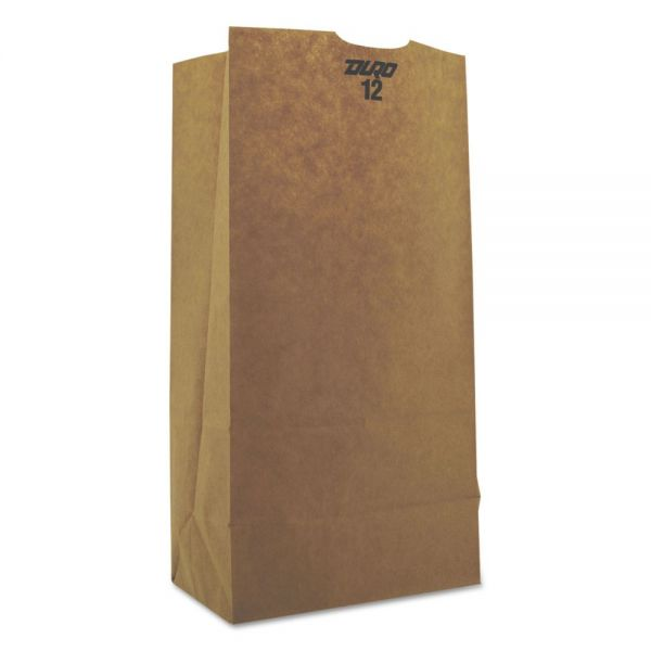 General #12 Heavy-Duty Brown Paper Grocery Bags