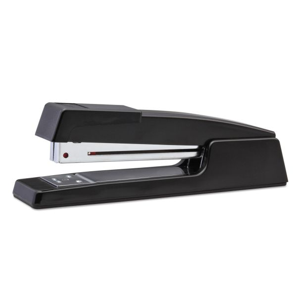 Bostitch B440 Executive Full Strip Stapler, 20-Sheet Capacity, Black