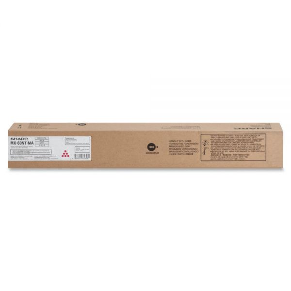 Sharp MX-60NT Original Toner Cartridge