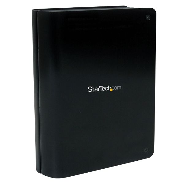 StarTech.com 3.5in USB 3.0 SATA Hard Drive Enclosure w/ Fan