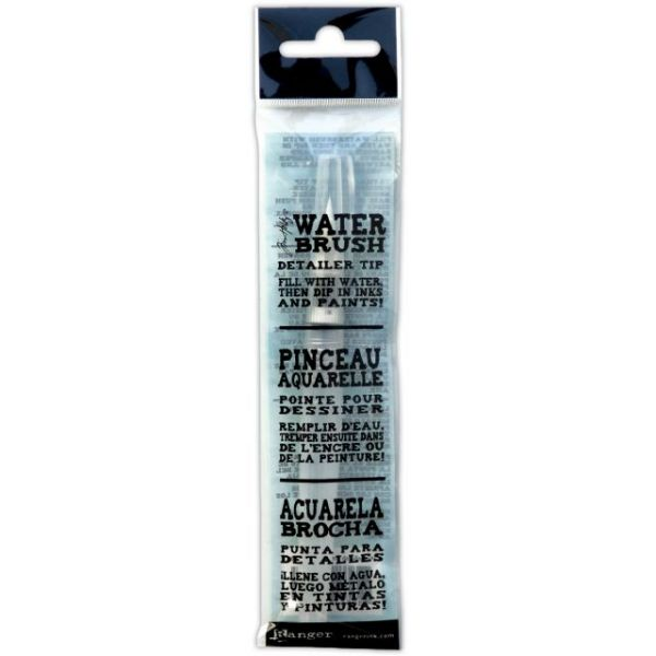 Tim Holtz Water Brush - Detailer Brush Nib