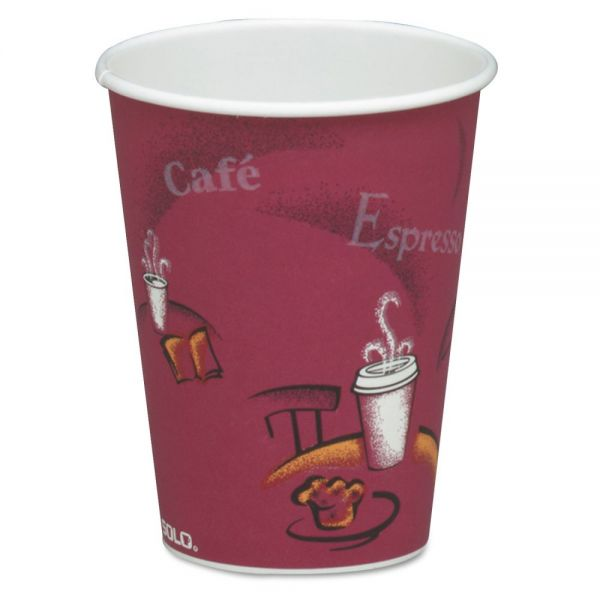 SOLO 8 oz Paper Coffee Cups