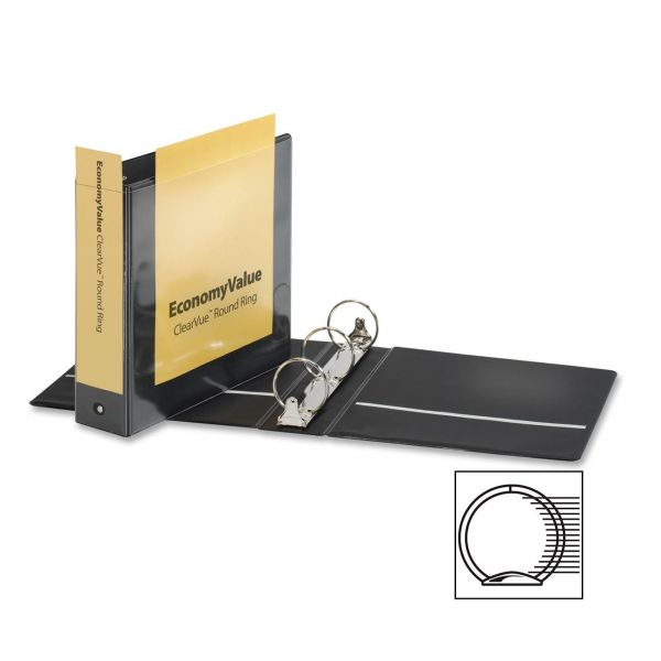 """Cardinal EconomyValue 3"""" 3-Ring View Binder"""