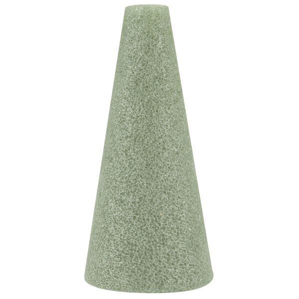 "Styrofoam Cones 6""X3"" Bulk"