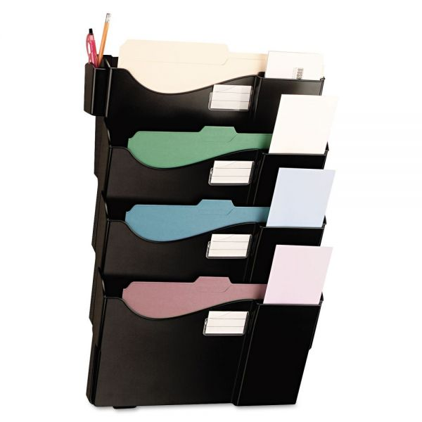 Universal Grande Central Wall File Pockets