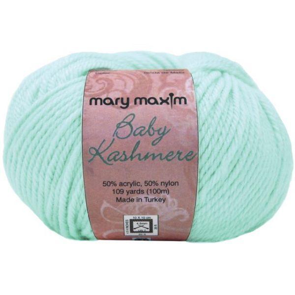 Mary Maxim Baby Kashmere Yarn