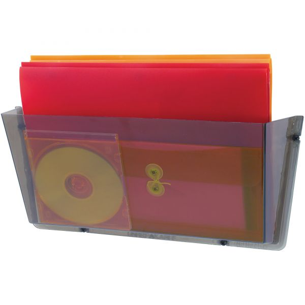 Deflecto Unbreakable Wall File Pocket