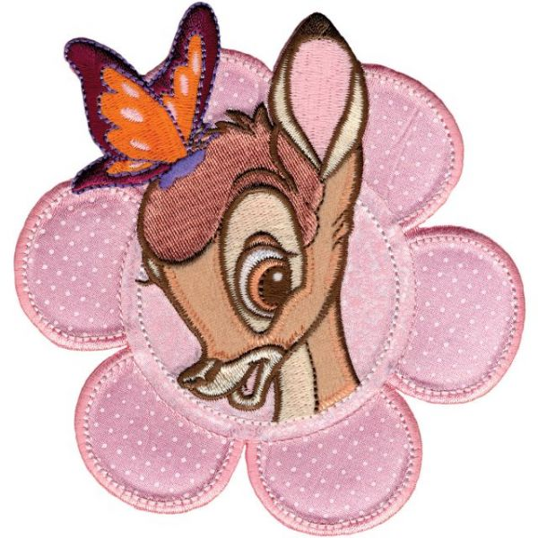 Disney Bambi Iron-On Applique