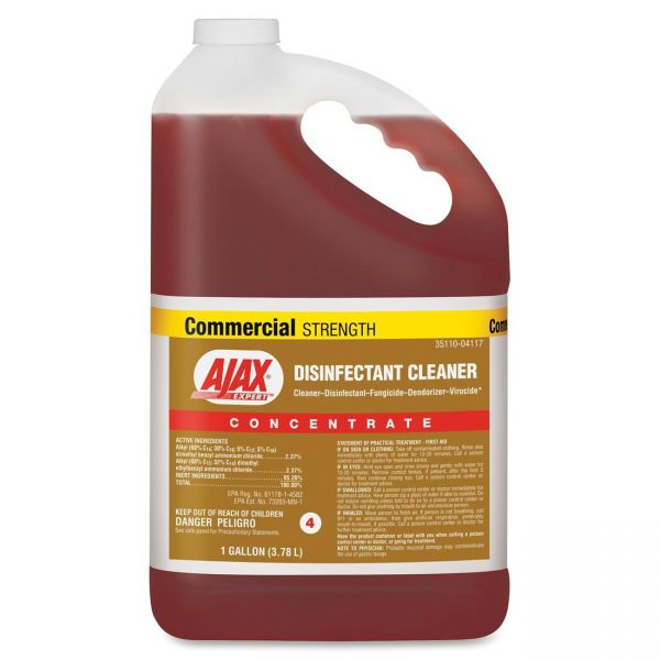 Ajax Disinfectant Cleaner
