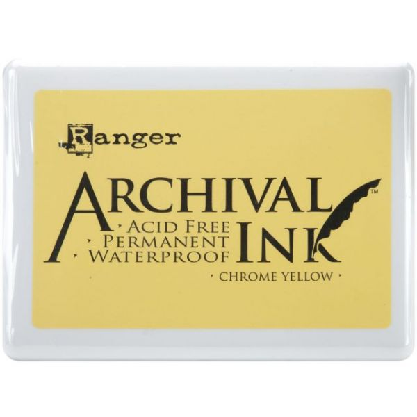 Archival Jumbo Ink Pad #3
