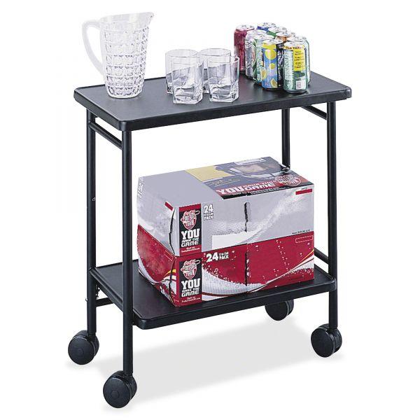Safco Fold-Away Beverage Cart