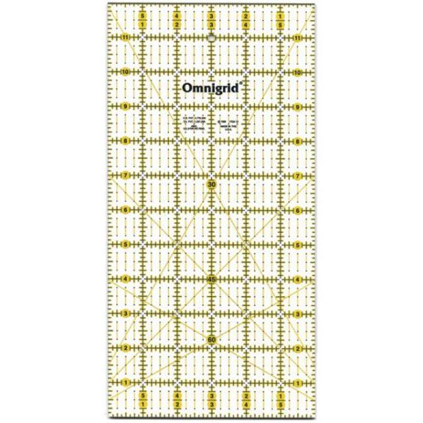 Omnigrid Quilter's Ruler