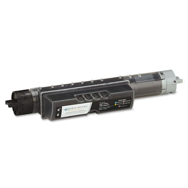 Media Sciences Remanufactured Dell 310-7889 Black Toner Cartridge
