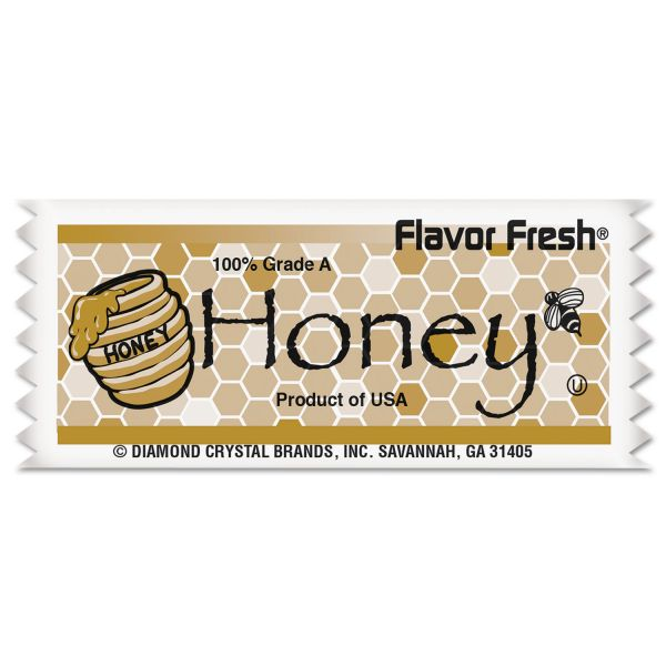 Diamond Crystal Flavor Fresh Honey Packets