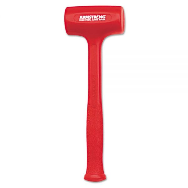 Armstrong Tools Standard Head One-Piece Dead Blow Hammer, 21 oz.
