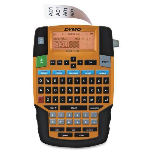 Dymo Rhino 4200 Soft Case Labelmaker Kit
