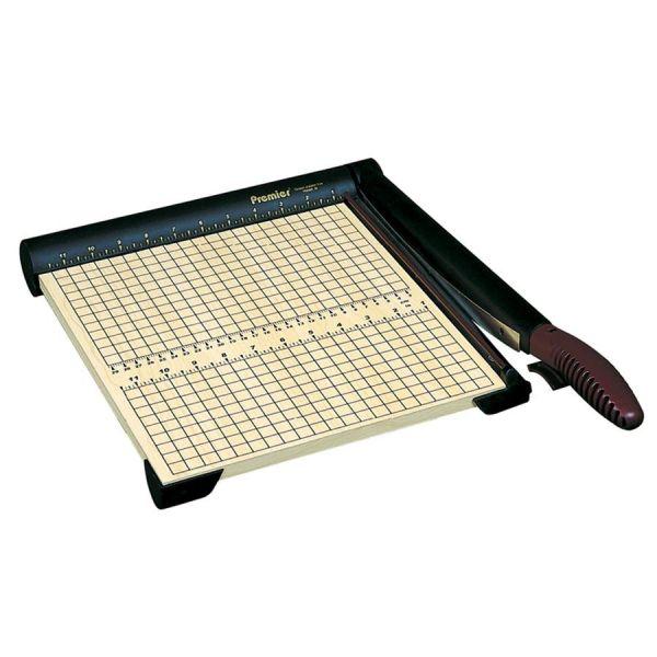 """Martin Yale Premier Sharpcut 12"""" Paper Cutter"""