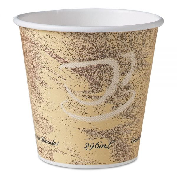 SOLO Cup Company Mistique 10 oz Coffee Cups