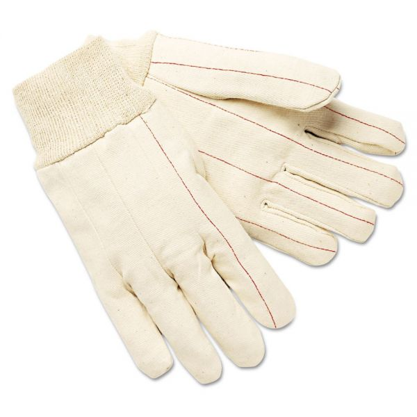 Memphis Double-Palm Hot Mill Gloves, Cotton