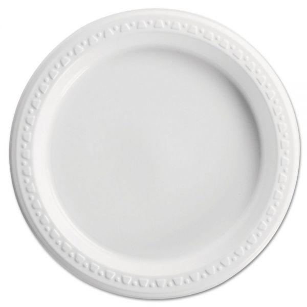 "Chinet Heavyweight 7"" Plastic Plates"