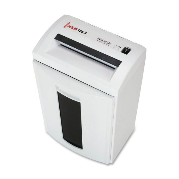 HSM Classic 105.3cc Cross-Cut Shredder