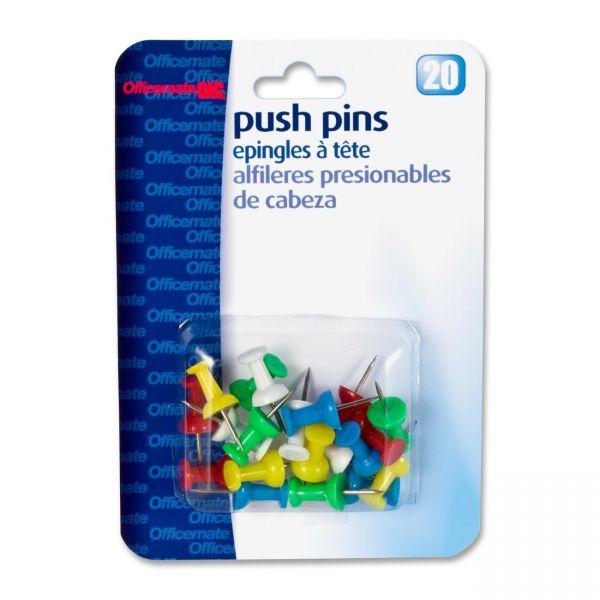 OIC Push Pins