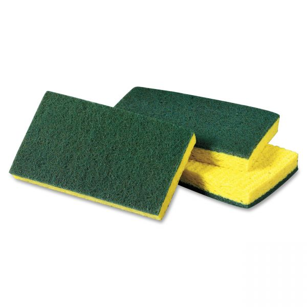 3M -Brite Medium Duty Scrub Sponge