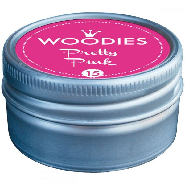 Woodies Dye-Based Ink Tin