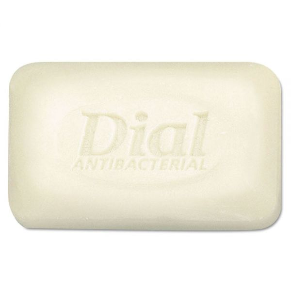 Dial Unwrapped Antibacterial Deodorant Bar Soap