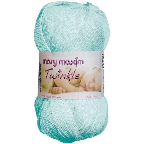 Mary Maxim Twinkle Yarn - Mint