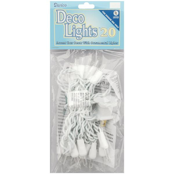 Deco Lights 20 Count 8'