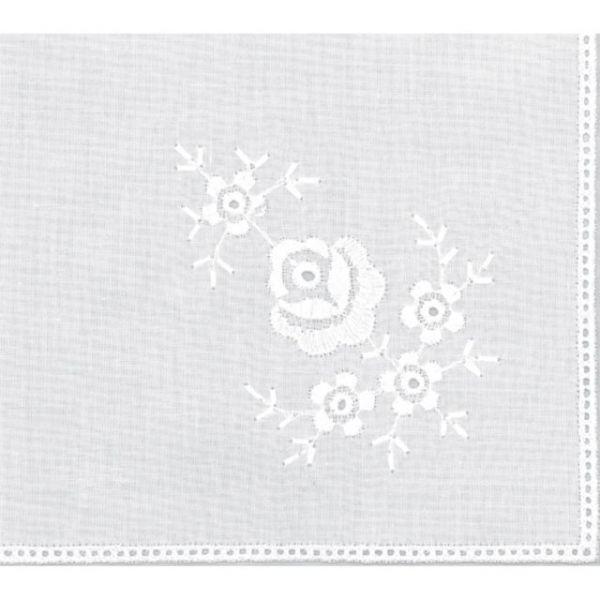 "Cotton Handkerchief 9.5""X9.5"""