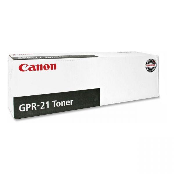 Canon GPR-21 Black Toner Cartridge (0262B001AA)