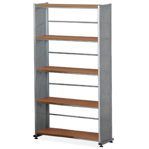 Mayline Eastwinds 995 Accent 5-Shelf Bookcase