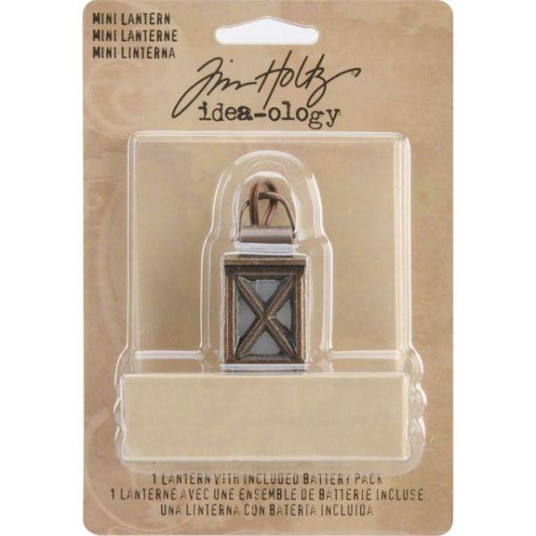 """Idea-Ology Mini Lantern 1.375"""""""