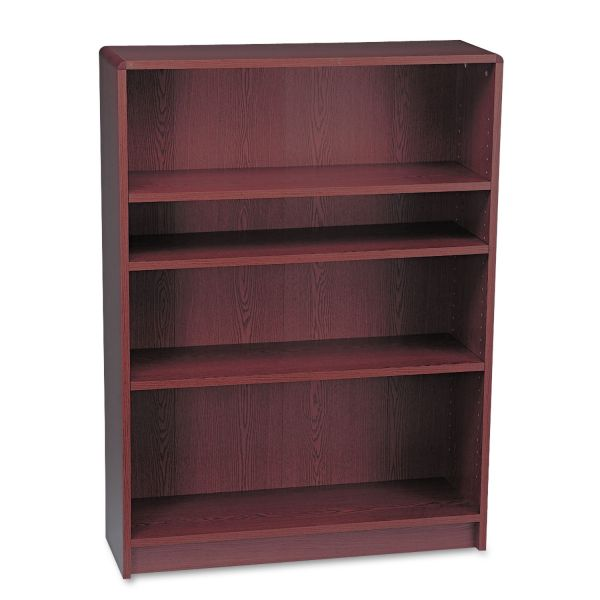 HON 1890 Series 4-Shelf Laminate Bookcase