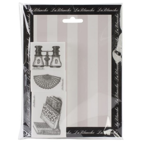 "LaBlanche Silicone Stamps 6""X8"" Sheet"
