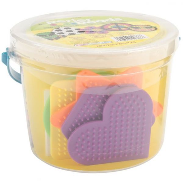 Perler Fun Fusion Bead Bucket