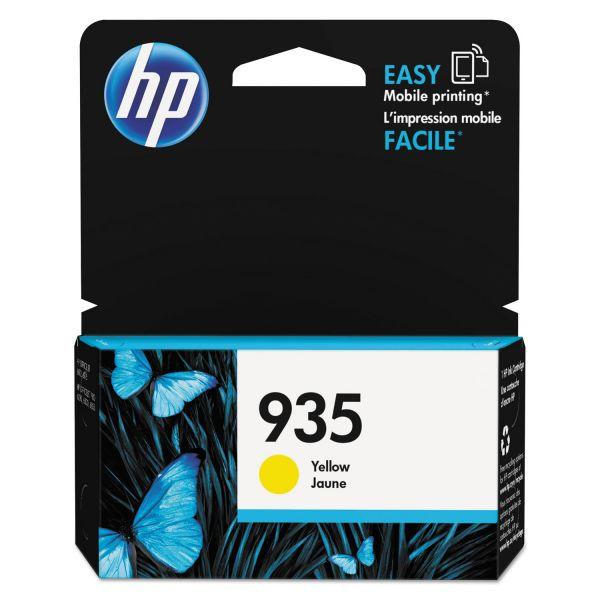 HP 935 Yellow Ink Cartridge (C2P22AN)