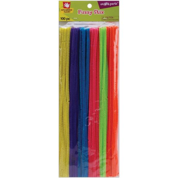 Fuzzy Stix Chenille Stems - Pipe Cleaners