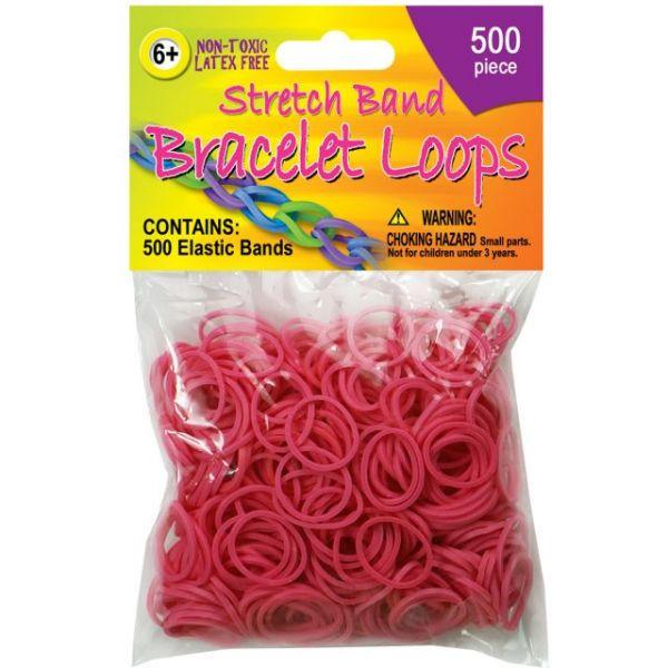 Stretch Band Bracelet Loops