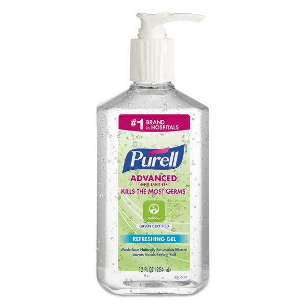 Purell Green Certified Hand Sanitizer