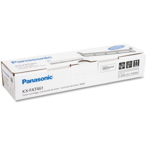 Panasonic KX-FAT461 Black Toner Cartridge